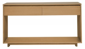 Thompson-2-Drawer-Console-Table-140-x-35-x-75cm on sale