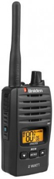 Uniden-2W-UHF-Handheld-Radio-UH820S on sale