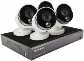 NEW-Concord-4K-NVR-Kits-with-4-x-PIR-IP-Cameras on sale