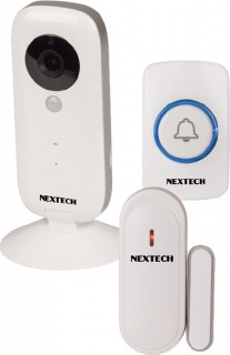 NEW-1080p-Wi-Fi-IP-Camera-with-Security-Alarm on sale