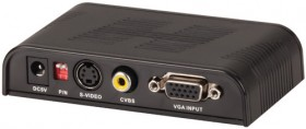 NEW-VGA-to-Composite-S-Video-Converter on sale