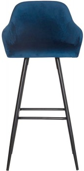 Coppell-Velvet-Bar-Stool on sale