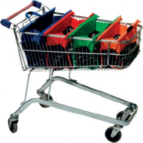 Trolley-Bags-Express-Trolley-Reusable-Shopping-Bag on sale