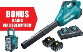 Makita-36V-18V-x-2-Turbo-Blower-Kit on sale