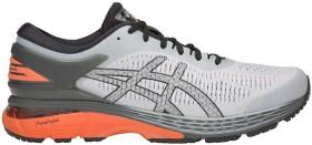 Asics-Mens-Gel-Kayano-25-Runners-GreyOrange on sale