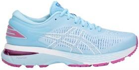Asics-Womens-Gel-Kayano-25-Runners-BlueWhite on sale