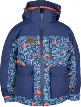 XTM-Kids-Kamikaze-Snow-Jacket on sale