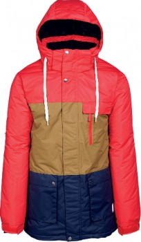 Chute-Mens-Hucker-Snow-Jacket on sale