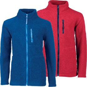 Cape-Youth-Jarrah-Zip-Through-Fleece on sale