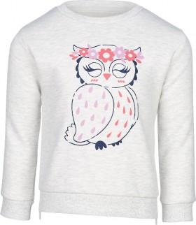 Cape-Kids-Owl-Crew-Fluffy-Top on sale
