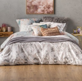 Ombre-Home-Winter-Luxe-Marble-Quilt-Cover-Set on sale