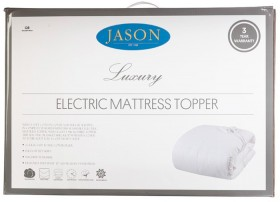 40-off-Jason-Electric-Topper on sale