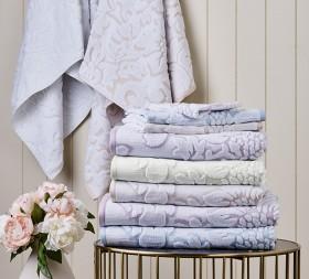50-off-Koo-Elite-Floral-Jacquard-Towel-Range on sale