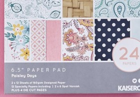 20-off-NEW-Kaisercraft-Paper-Pad-6x6 on sale