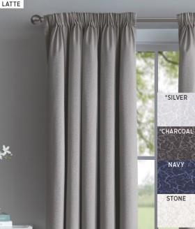 40-off-Abbey-Blockout-Pencil-Pleat-Curtains on sale