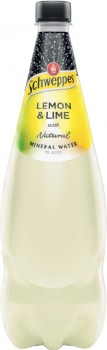 Schweppes-Mineral-Water-Mixers-or-Soft-Drinks-1.1-Litre on sale