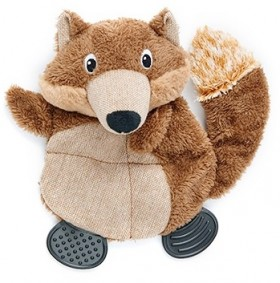 Harmony-Paddle-Feet-Fox-Dog-Toy on sale