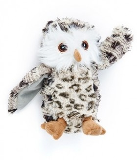 Harmony-Plush-Owl-Dog-Toy on sale