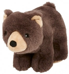 Harmony-Plush-Bear-Dog-Toy on sale