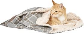 Harmony-Check-Cat-Blanket-Snug on sale