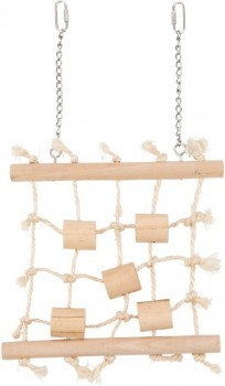 Sisal-Ladder-with-Wood-Beads on sale