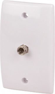 Flushmount-75-Ohm-TV-Wall-Socket-with-F59-Rear-Connection on sale