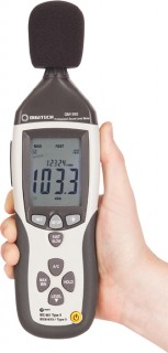 Pro-Sound-Level-Meter-with-Calibrator on sale