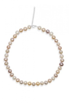 By-Fairfax-Roberts-Real-Everyday-Classic-Pearl-Short-Necklace on sale