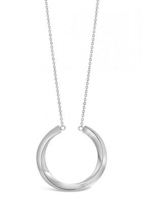 By-Fairfax-Robert-Contemporary-Twist-Necklace on sale