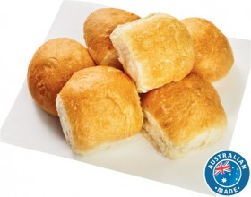 Coles-Bakery-Rolls-6-Pack on sale