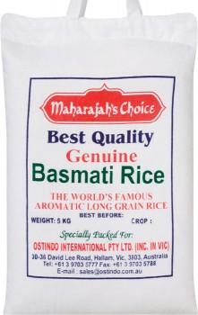 Maharajahs-Choice-Basmati-Rice-5kg on sale