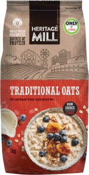 Heritage-Mill-Traditional-Oats-1kg on sale