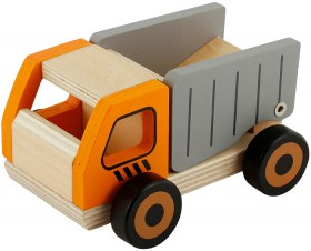 Wooden-Dump-Truck on sale