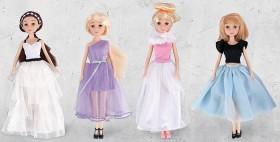 Assorted-29cm-Fairy-Tale-Princess-Doll on sale