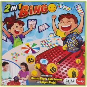 2-in-1-Bingo on sale