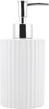Soap-Dispenser-White on sale