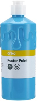 Poster-Paint-400ml-Blue on sale