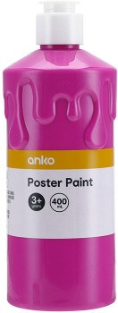 Poster-Paint-400ml-Pink on sale