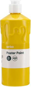 Poster-Paint-400ml-Yellow on sale