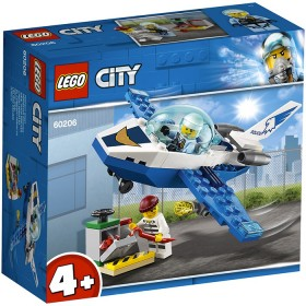LEGO-City-Sky-Police-Jet-Patrol-60206 on sale