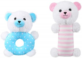 Baby-Bear-Plush-Pet-Toy on sale