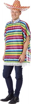 Spartys-Rainbow-Poncho-Costume on sale