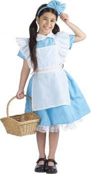 Spartys-Country-Girl-Child-Costume on sale