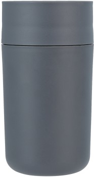 Push-Top-Travel-Cup-Grey on sale