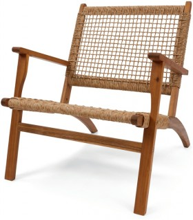 Timber-Occasional-Chair on sale