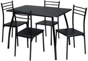 Geo-5-Piece-Dining-Set on sale