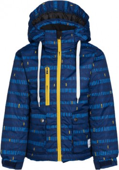Chute-Kids-Space-Invader-Print-Snow-Jacket on sale