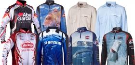 All-Fishing-Shirts-by-Shimano-Abu-Garcia-Penn-Berkley on sale