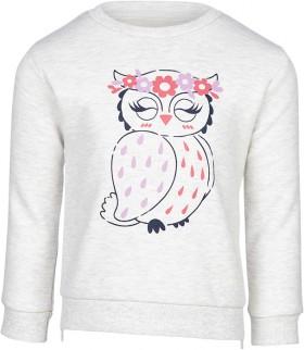 Cape-Kids-Owl-Crew-Fluffy on sale