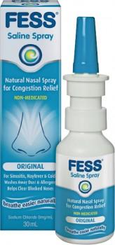 Fess-Saline-Nasal-Spray-30mL on sale